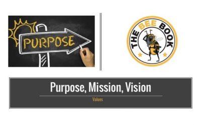 Purpose, Mission, Vision