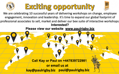 Exciting opportunity for professional associates
